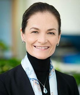Annalisa Jenkins, MBBS, FRCP – Board Chair