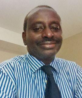 Dr James Kananura Tibenderana
